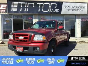 2007 Ford Ranger Sport ** Great Condition, Manual, Bed Liner **