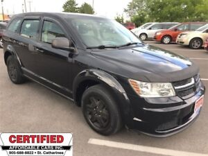 2012 Dodge Journey Canada Value ** CRUISE, CLIMATE **