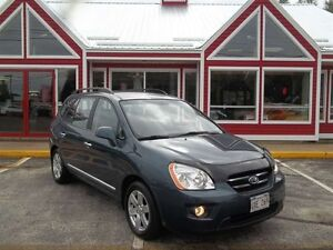 2009 Kia Rondo EX YES AUTO!! YES AIR!! ONLY 086000 LOW LOW KM'S!