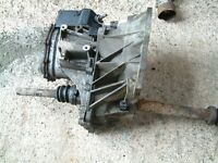 Ford Focus 1.8 petrol gearbox mk1 1998 - 2004 5 speed