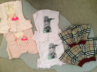 SISTERS MATCHING SETS (baby & 2,5 years old girls)