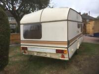 Caravan (spares or repair)
