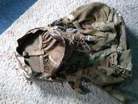 Karrimor SF Delta 35 rucksack (camo)
