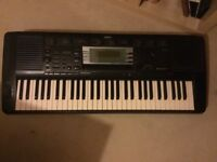 Yamaha keyboard, model number PSR-630. Excellent condition.