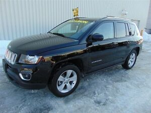 2016 Jeep Compass 4X4, HIGH ALTITUDE, TOIT, CUIR