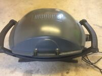 Unused weber electric bbq for sale