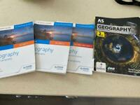 Free AS level Geography books, must be able collect