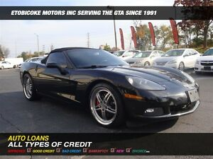 2007 Chevrolet Corvette C6 CONVERTIBLE / HEADS UP DISPLAY