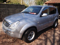 Ssangyong Rexton 2.7 TD S 7 Seater 2006