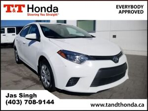 2015 Toyota Corolla LE* One Owner, Local Car, No Accidents*
