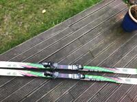 Elan skis and bindings 190cm £20