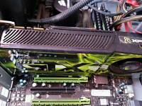 Gaming pc gtx nvidia 2.6ghx quad-core 12gb ram 2.66ghz