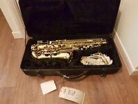 Stagg Alto Saxophone Excellent Condition