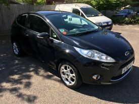 Clean Ford Fiesta 2012 | 2 Previous Owners | Long MOT | AUX | Tinted Windows | Open To Offers
