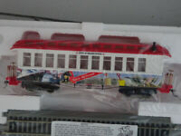 working collectable train set