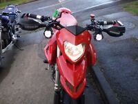 Ducati hypermotard 11.00S in Red very nice condition excellent runner