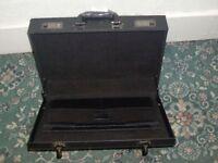 Black Briefcase ID 173/3/18