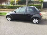 FORD KA 2007 SUPER LOW MILES ONLY 35K F/S/H STARTS AND DRIVES LIKE A NEW CAR 1 YR WARRANTY £1295