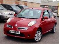 BARGAIN 2008REG NEW SHAPE MICRA//HPI CLEAR/SERVICE HISTORY