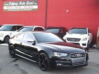 2013 Audi S5 3.0T Premium (AWD) 6-Speed Manual/LEATHER/ROOF