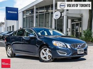 2012 Volvo S60 T5 A Level 2 *Sunroof, Htd Seats, Bluetooth*