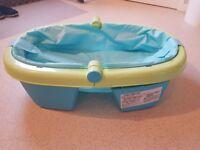 Summer Newborn to Toddler Baby Bath