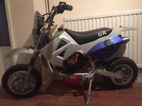 Child 50cc motor bike sale or swap for Xbox one bundle