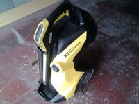 Karcher pressure washer K7 Premium full control.
