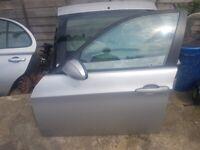 BMW 3 SERIES E90 PASSENGER DOOR 2007