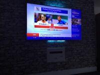 """70"""" lg tv. Model- 70lb650v-za, massive tv"""