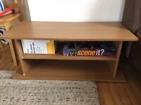 Wooden tv stand £7