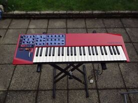 Clavia Nord Lead 1 w/ 12 Voice Expansion Version 2.6 VA Synthesizer - RARE