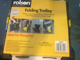 Rolson Folding trolley