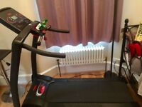 Treadmill used in a good condition