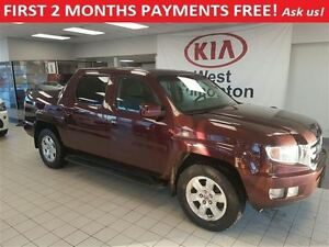 2011 Honda Ridgeline VP, FIRST 2 MONTHS PAYMENTS FREE!!