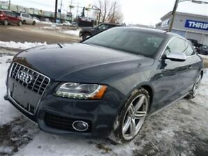 2010 Audi S5 4.2L NAVIGATION/ALLOYS/SUNROOF/AWD