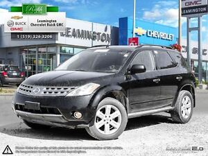 2007 Nissan Murano RECENTLY TRADED IN---AWD--V6