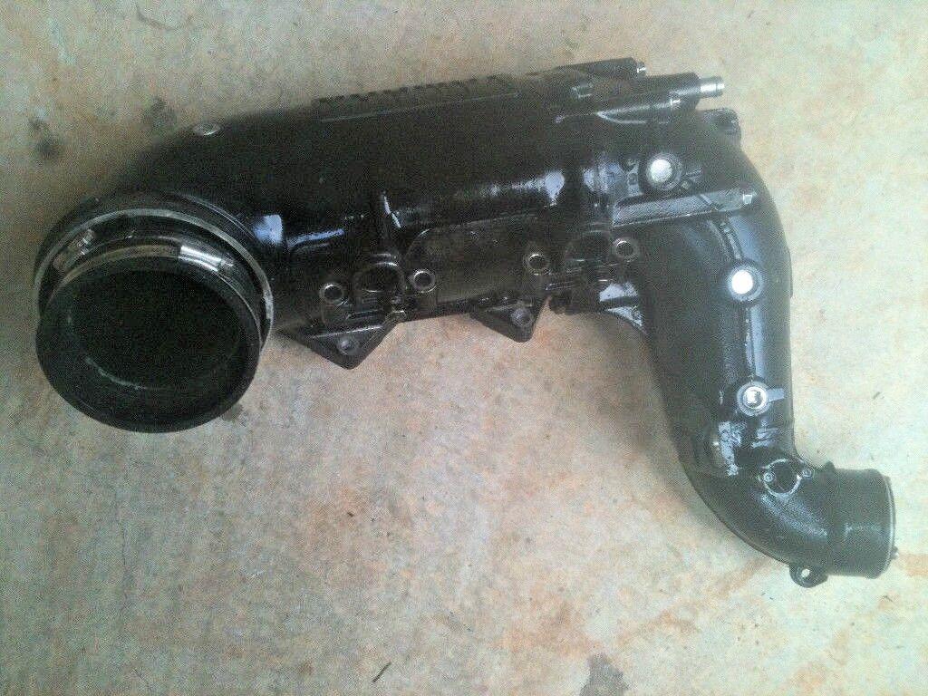 2001 Yamaha XL 800 WaveRunner Exhaust Pipe Muffler XL800 01