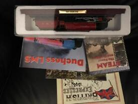 Model steam trains and planes new in box's mint condition