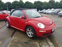 2006/06 VW Beetle Luna in Red