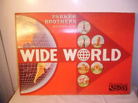 1960'S WIDE WORLD BOARD GAME