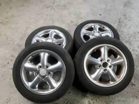 audi a4 b7 a3 a6 c6 alloy wheels
