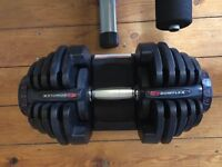 Dumbbells and Utility Bench