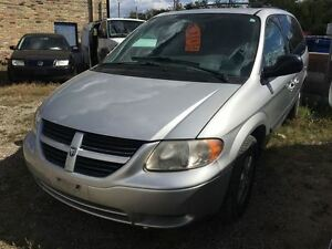 2005 Dodge Caravan CALL 519 485 6050 CERT AND E TESTED