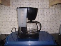 coffe maker only been used 4times in good nick
