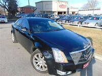 2008 Cadillac CTS AWD LEATHER