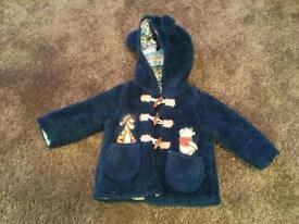 Blue Disney winter coat