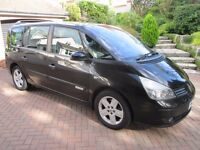 RENAULT GRAND ESPACE PRIVILEGE DCI 7-SEATER 5-DOOR MPV