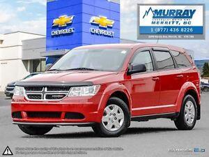 2012 Dodge Journey CVP/SE Plus**Remote Fob, A/C, Cruise**
