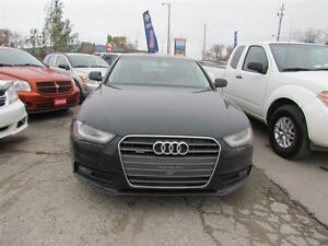 2013 Audi A4 2.0T | AWD | LEATHER | ROOF | ONE OWNER London Ontario image 2